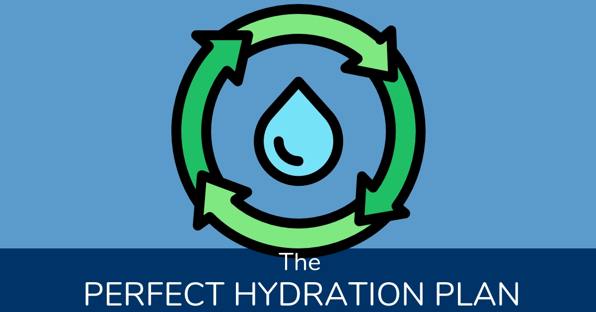 The Perfect Hydration Plan